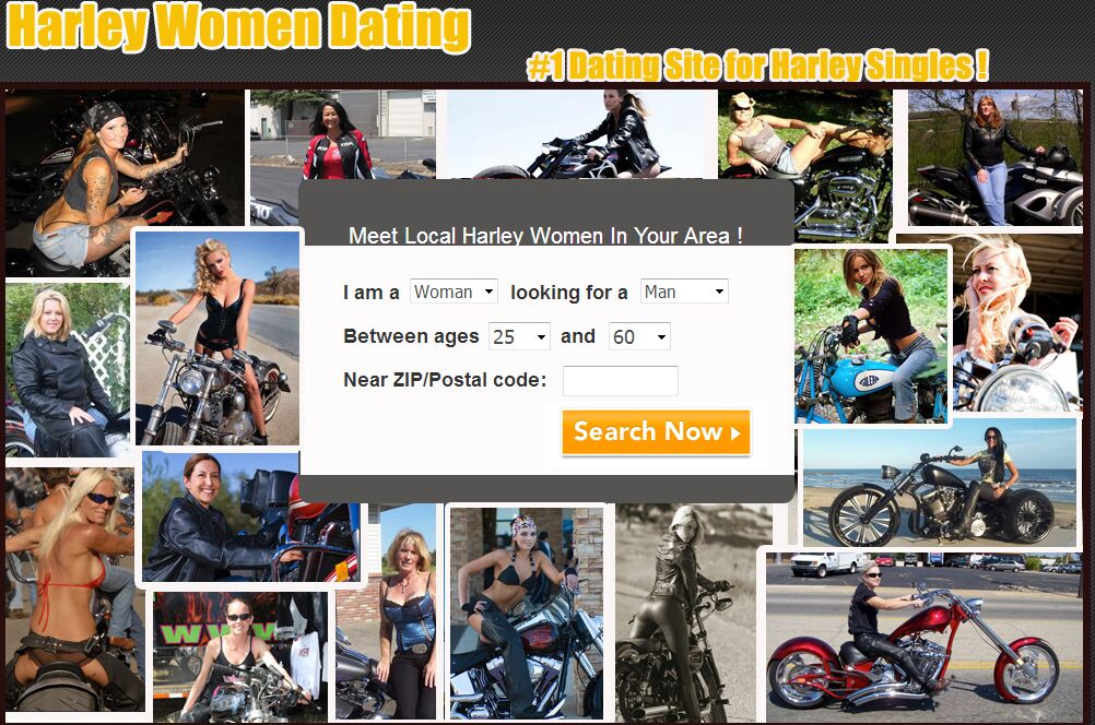 harley davidson free dating site Biker passions is a 100% free online dating & social networking site for meeting motorcycle  looking for others who ride ducati, harley davidson, triumph or bmw.